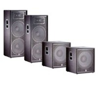 JBL JRX225 12' Passive Two-Way Speakers (Pair) with JBL JRX218S Subwoofers (Pair) Complete PA System, JBLJRX225-BUNDLE-3, JRX225