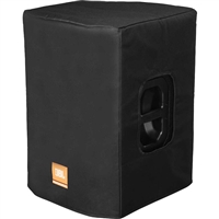 JBL Padded Cover for PRX415M Speaker (Black, Open Handles)