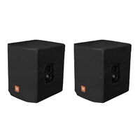 JBL Bags Padded Nylon Covers for PRX418S Speakers (Pair) New