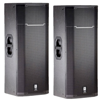 JBL PRX425 15' Passive Two-Way Speakers Pair, JBLPRX425-BUNDLE-1, PRX425