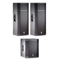 JBL PRX425 15' Passive Two-Way Speakers (Pair) with One JBL PRX-418S Subwoofer Bundle, JBLPRX425-BUNDLE-2, PRX425