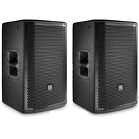 JBL PRX812W 1500 Watt Two-Way Powered Speaker (Pair)