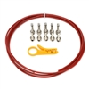 Lava Cable Tightrope Solder-Free Pedal Board Kit 10'ft