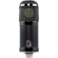 MXL CR89 Large Diaphragm Condenser Microphone (Black Chrome Body)