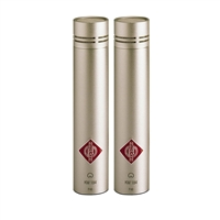 Neumann SKM184 NI Stereo Matched Microphone Pair (Nickel)