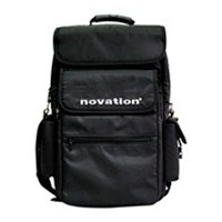 Novation 25 Soft Carry Case for 25-Key MIDI Controller Keyboards, Black