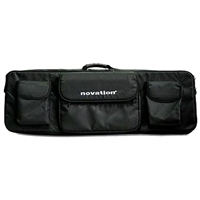 Novation 61 Key Keyboard Softcase For Impulse Keyboard, Black, NOV61CASE, 61CASE
