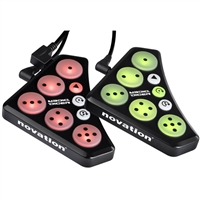 Novation Dicer Hardware Controller for Digital DJ, NOVDICER, DICER