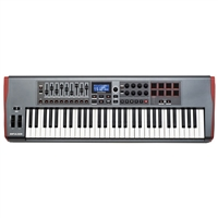 Novation Impulse 61 - USB-MIDI Keyboard, NOVIMPULSE61, IMPULSE61