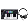 Novation Launchkey 25 Midi Controller with Headphone Bundle