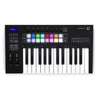 Novation Launchkey 25 MK3 USB MIDI Keyboard Controller (25-Key)