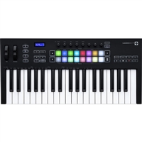 Novation Launchkey 37 MK3 USB MIDI Keyboard Controller (37-Key)
