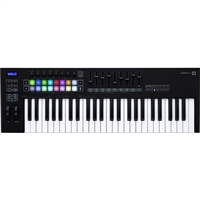 Novation Launchkey 49 MK3 USB MIDI Keyboard Controller (49-Key)