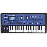 Novation MiniNova Analogue-Modeling Synthesizer, NOVMININOVA, MININOVA