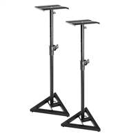 OSS SMS6000 Adjustable Monitor Stands Pair, OSSSMS6000, SMS6000