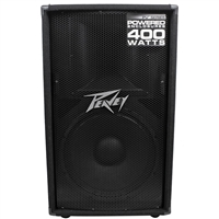"Peavey PV 115D 800W 15"" Powered Speaker Enclosure"