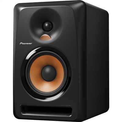 Pioneer BULIT5  5 Inch Powered Pro DJ, Studio Monitoring Speaker