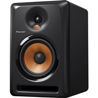 Pioneer BULIT6 - 6 Inch Powered Pro DJ, Studio Monitoring Speaker