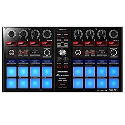 Pioneer DDJ-SP1 DJ Add On DJ Controller for Serato DJ