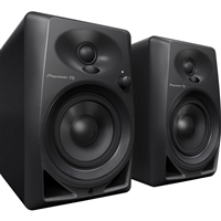 Pioneer DM-40 Share 4-inch Compact Active Monitor Speaker (Pair)