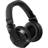 Pioneer HDJ-X7-K Professional Over-Ear DJ Headphones (Black)