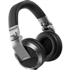 Pioneer HDJ-X7-S Professional Over-Ear DJ Headphones (Silver)