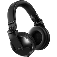 Pioneer HDJ-X10-K Professional Over-Ear DJ Headphones (Black)