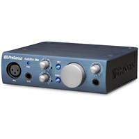 PreSonus AudioBox iOne USB 2.0 & iPad Recording Interface