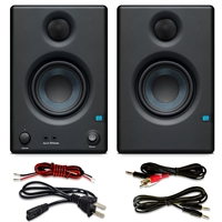 "PreSonus Eris E3.5 2-Way 3.5"" 25W Nearfield Studio Monitoring Speakers (Pair)"