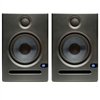 PreSonus Eris E5 5.25-inch 2-Way Nearfield Studio Monitor (Pair)