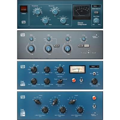 PreSonus FAT BUNDLE VINT Vintage Channel Strips Bundle - Fat Channel Compressor and EQ Plug-Ins (Download)