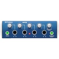 PreSonus HP4 - 4-Channel Headphone Distribution Amplifier