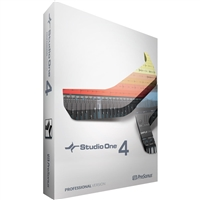 PreSonus S14 NOT-PRO XGD Professional - Crossgrade from Notion - Audio and MIDI Recording/Editing Software (Download)