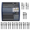 PreSonus StudioLive AR12 14-ch Hybrid Digital/Analog Mixer with Free AxcessAbles Cables