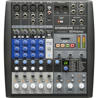 PreSonus SLMAR8 StudioLive AR8 8-channel Hybrid Digital/Analog Performance Mixer
