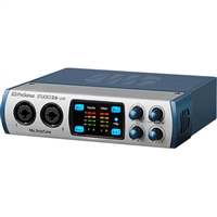 PreSonus Studio 26 2x4 USB 2.0 24-bit 192 kHz Audio Interface with 2 XMAX-L preamps