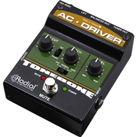 Radial AC Driver Acoustic Preamp