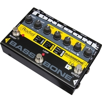 Radial Engineering Tonebone Bassbone V2 Bass Preamp and DI Box