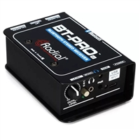 Radial BT-Pro V2 2-channel Active Direct Box