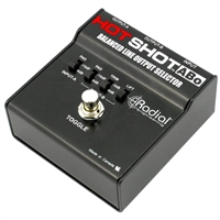 Radial Engineering Hotshot DM1 Mic Switcher