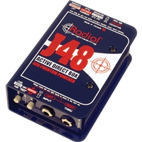 Radial Engineering J48 - Single Channel Active Direct Box