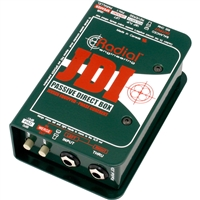 Radial Engineering JDI Mk3 - Professional Passive Direct Box with Jensen Transformer