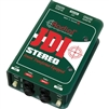 Radial Engineering JDI Stereo Stereo passive DI for acoustic guitar, bass + keyboards