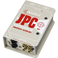 Radial Engineering JPC Stereo PC-AV Active Direct Box