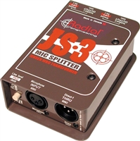 Radial Engineering JS-3 Three-Way Microphone Signal Splitter