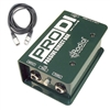 Radial Engineering ProDI - Single Channel Passive Direct Box with Cable