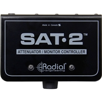 Radial Engineering R800 1035 SAT-2 Stereo Attenuator/Monitor