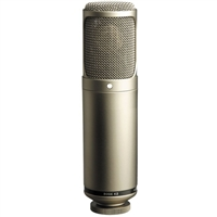 "Rode K2 seamlessly variable dual 1"" Condenser Valve Microphone Tube"