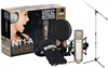 Rode NT1-A Studio Package w/ On Stage Boom Microphone Stand