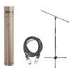 Rode NT5 Cardioid Condenser Microphone with AxcessAbles Cable and Microphone Stand